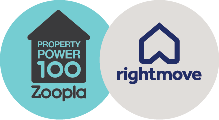 Full Coverage on Rightmove and Zoopla