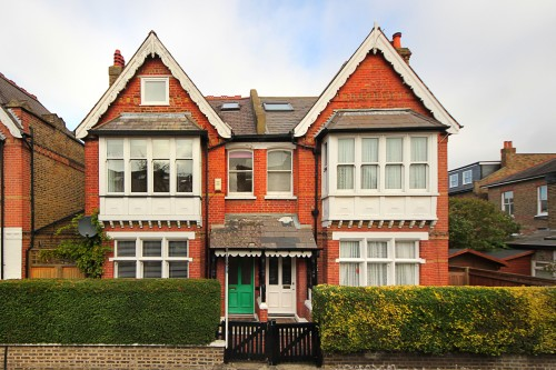 Sunnyside Rd, W5.  Sold.  January 2019.