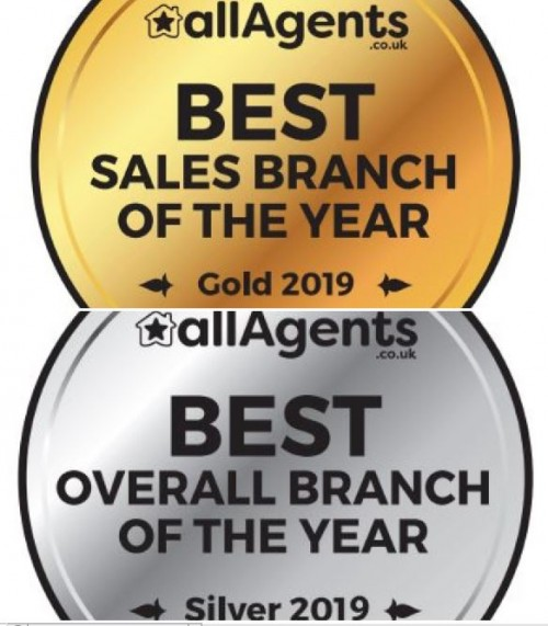 Great accolade from All The Agents